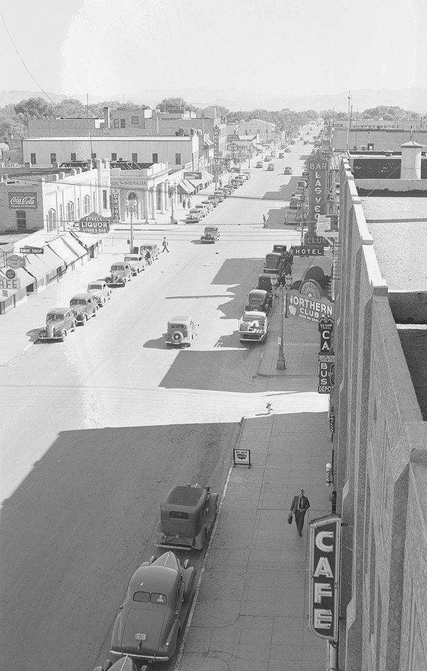 Las Vegas In The 1930s