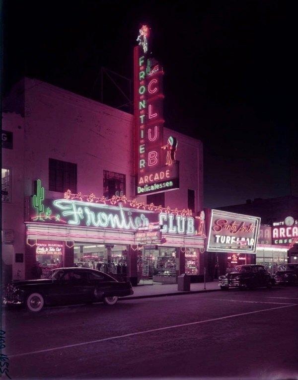 Frontier Club 1940
