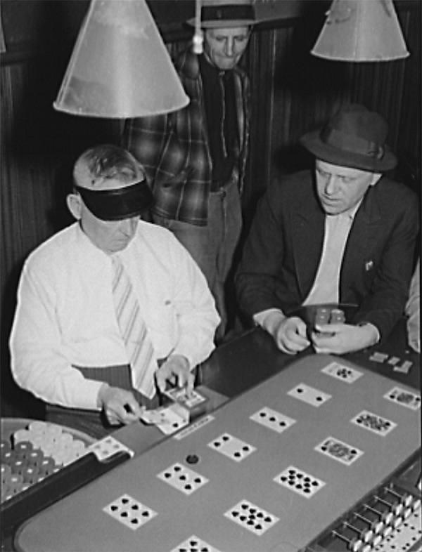 Faro Gamblers