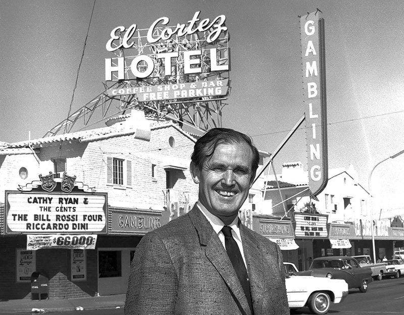 Jackie Gaughan Vintage Las Vegas