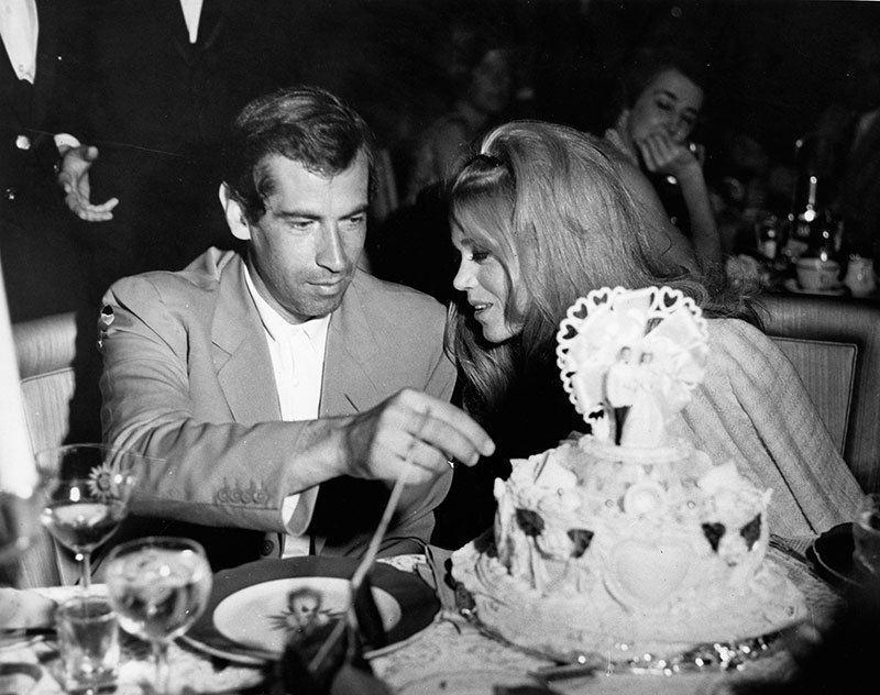 Jane Fonda Las Vegas Wedding