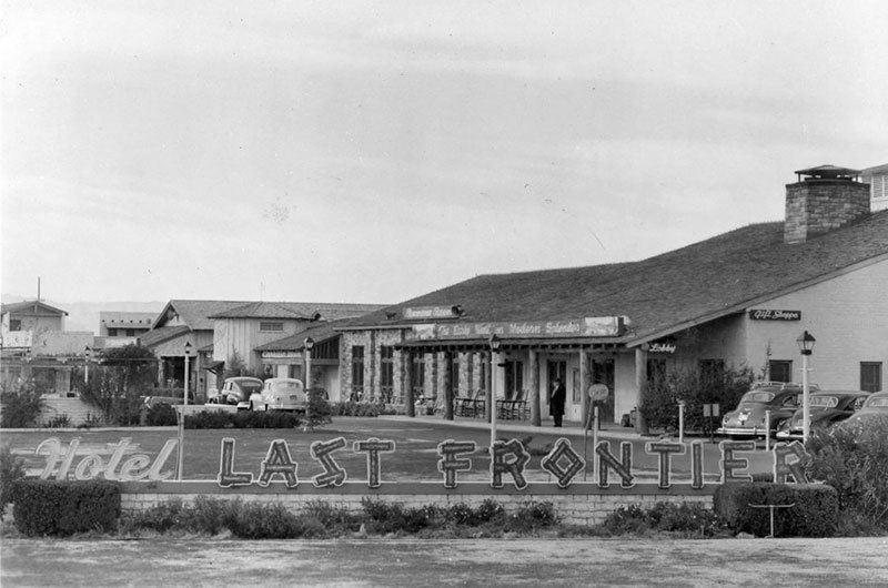 Vintage Last Frontier