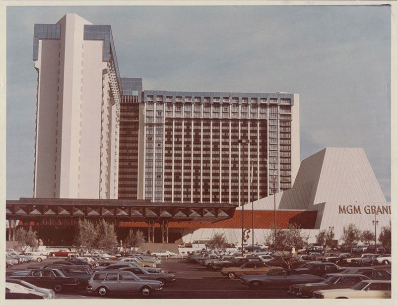 MGM Before the Fire