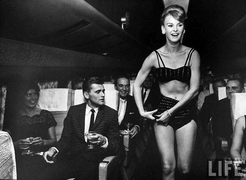 Gambling in Vegas 1960