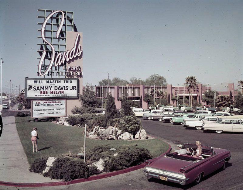 Vintage Sands Hotel Casino