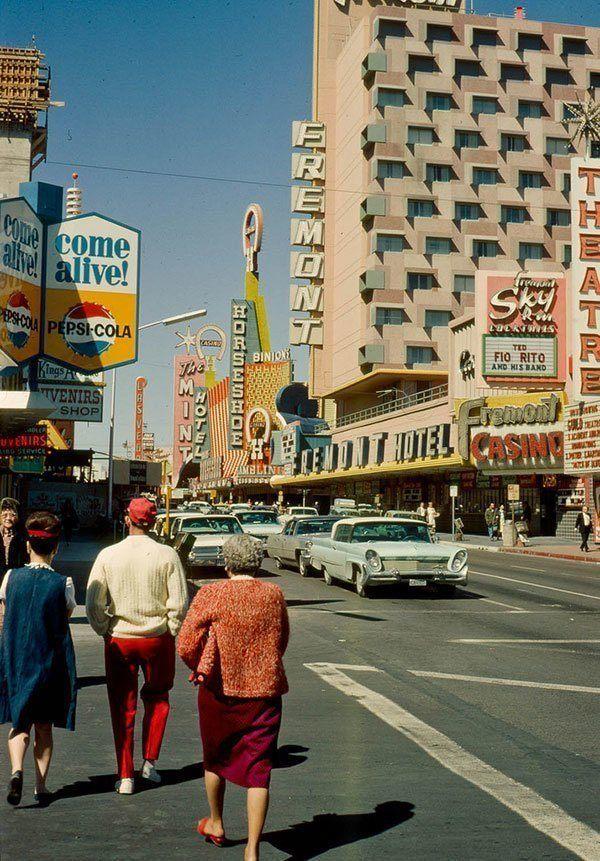 Las Vegas 1964