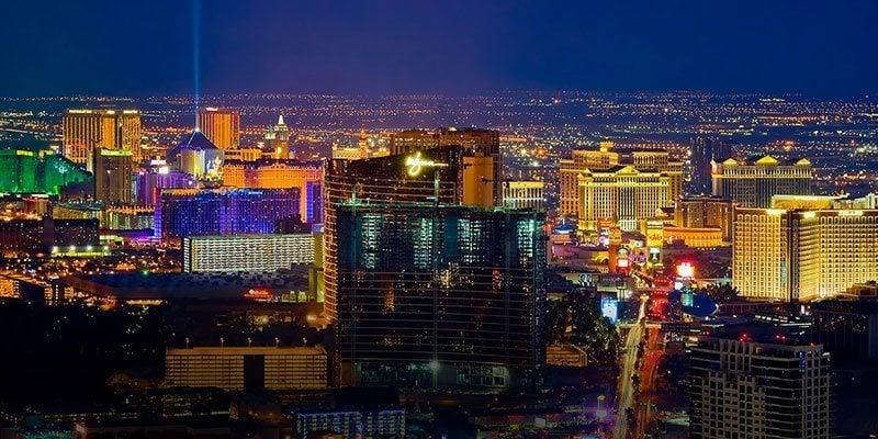 Modern-Day Las Vegas