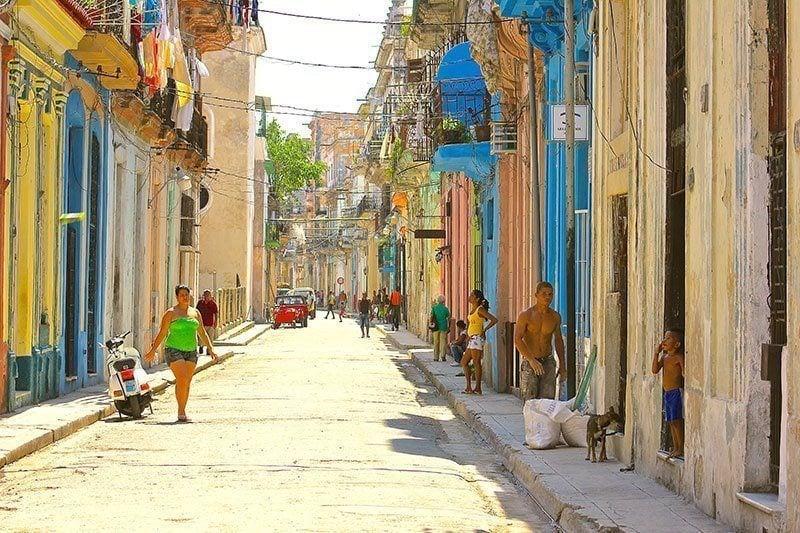 Visit Havana, Cuba