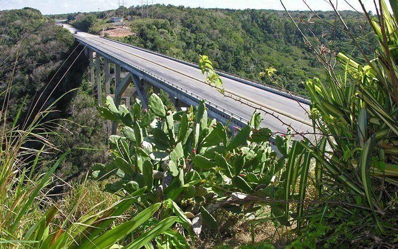 Yumuri Valley Bridge