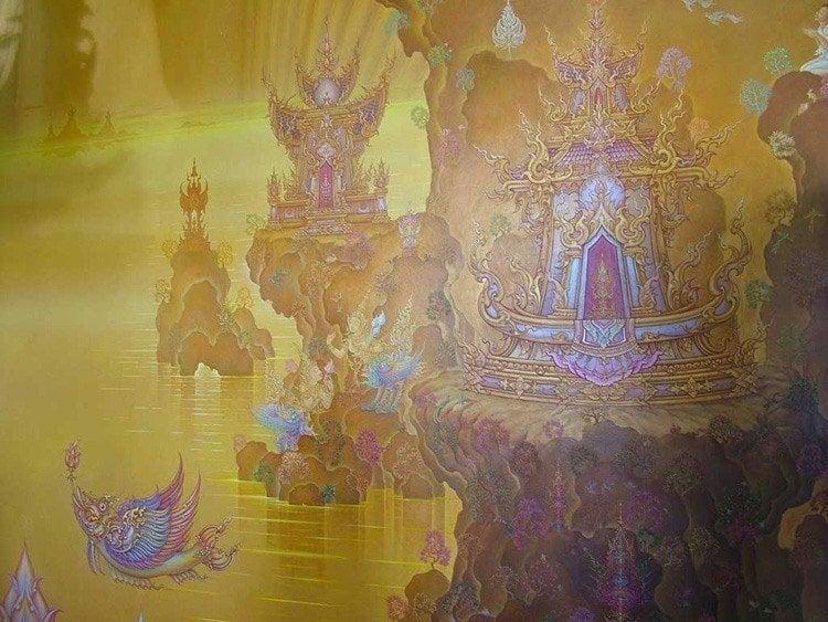 Buddhist Murals