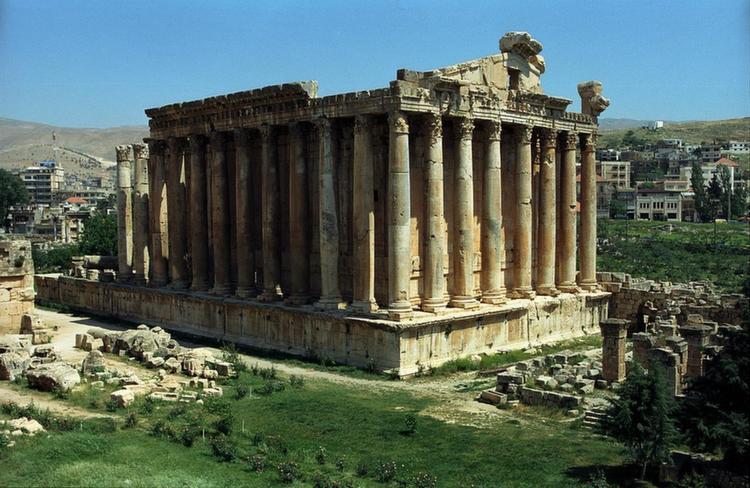 Unknown World Heritage Sites Baalbek