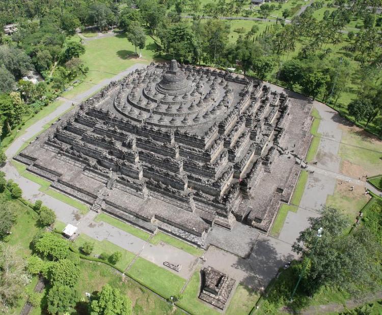 Unknown World Heritage Sites Borobudur
