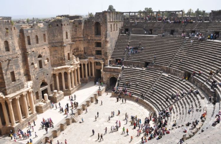 Unknown World Heritage Sites Bosra