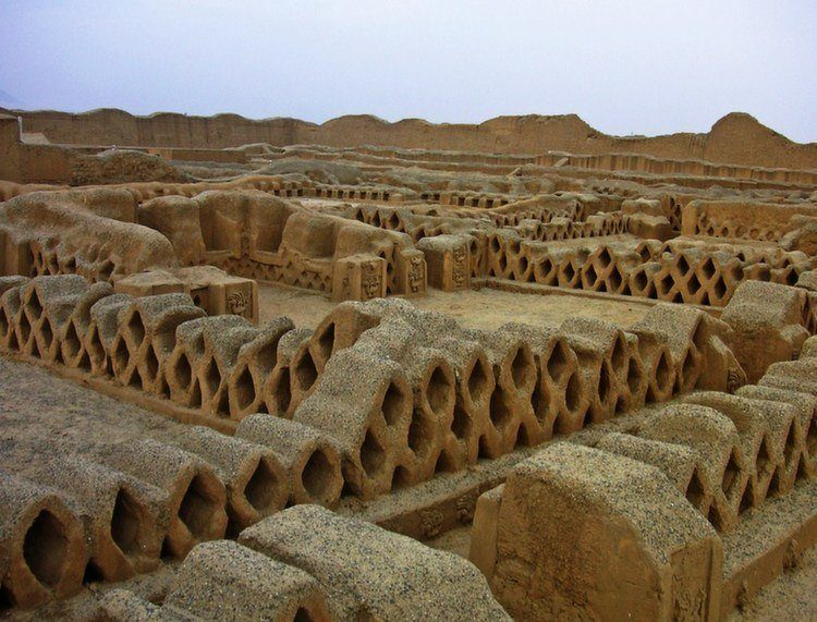 Unknown World Heritage Sites Chan