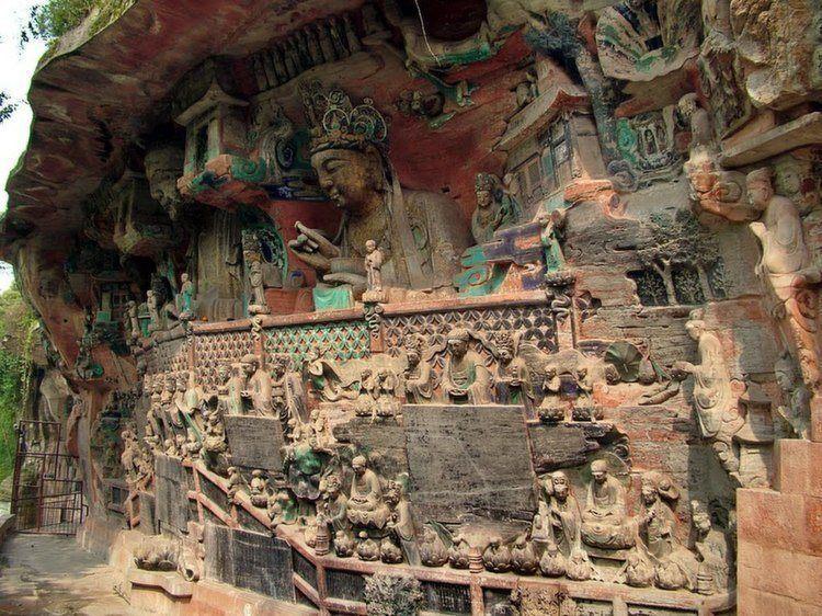 Unknown World Heritage Sites Dazu