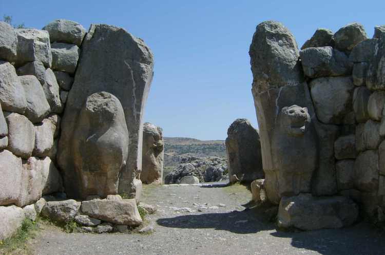 Unknown World Heritage Sites Hattusa
