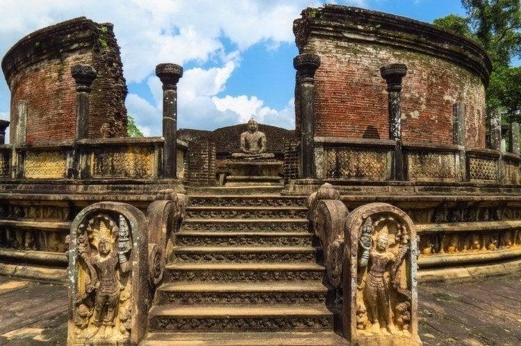 Unknown World Heritage Sites Polonnaruwa