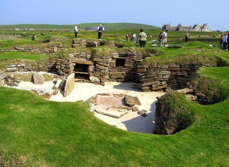 Unknown World Heritage Sites Skara