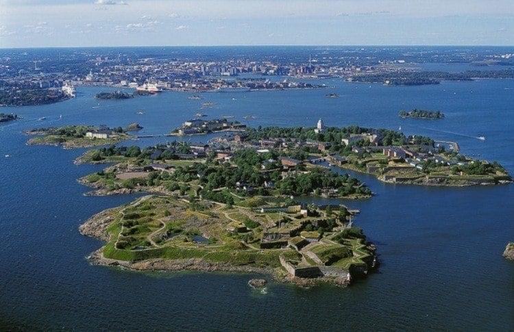 Unknown World Heritage Sites Suo Menlinna