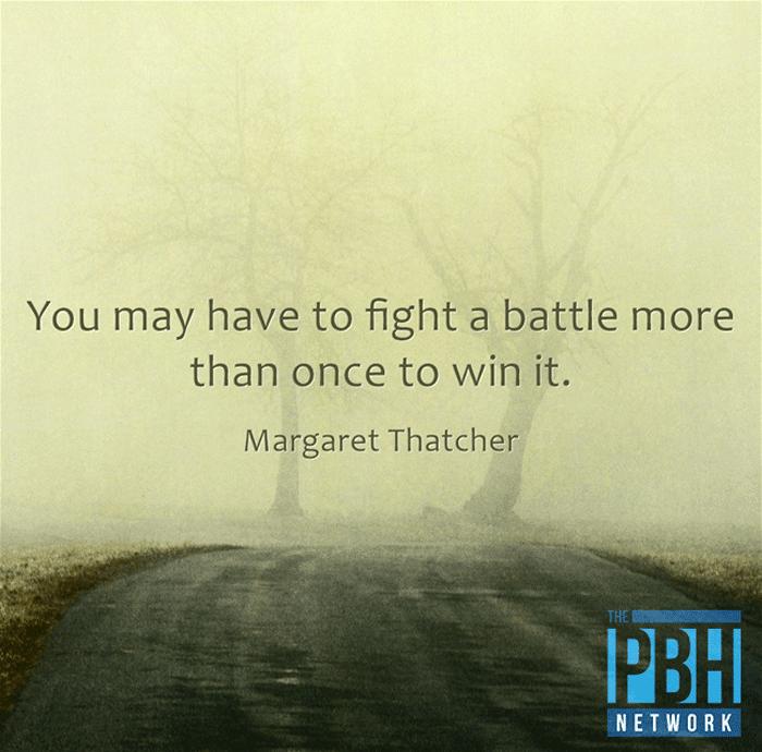 Winning A Battle