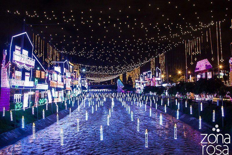 Medellin Christmas Lights