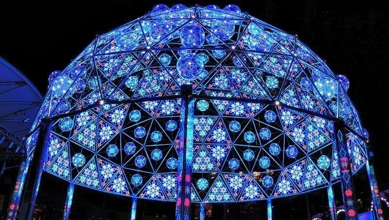 Best Winter Lights Worldwide