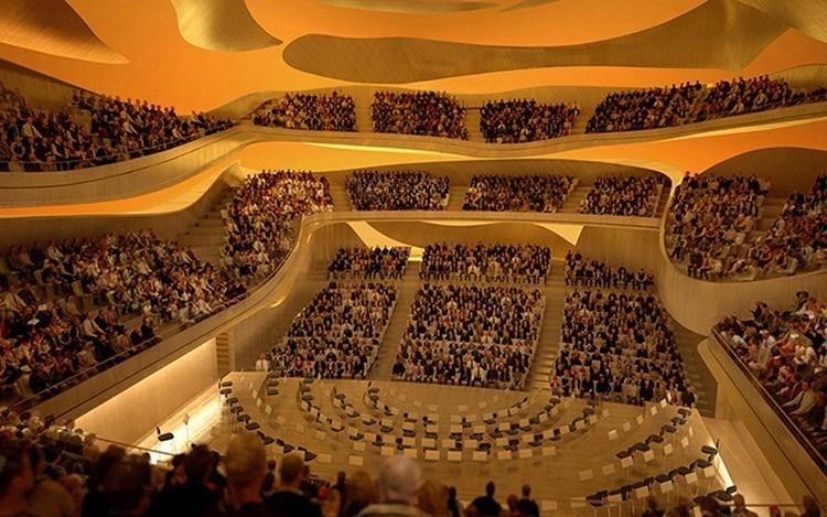 2015 attractions Philharmonie Paris