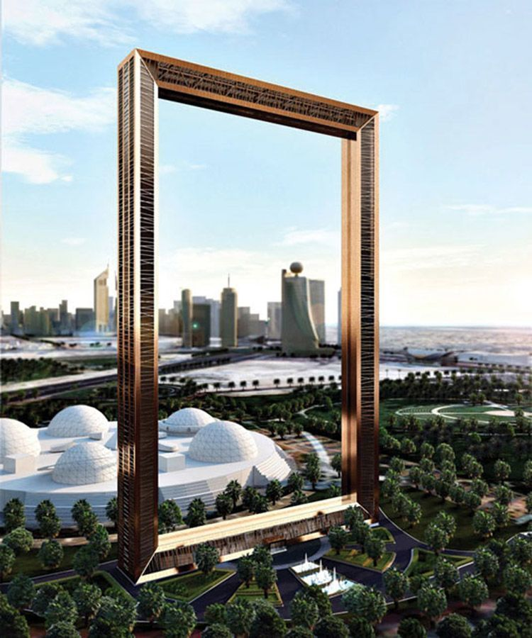 2015 attractions dubai frame