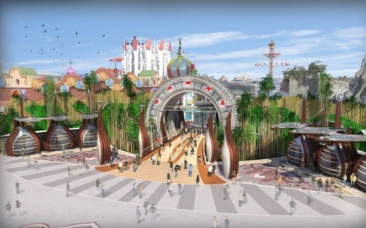 2015 attractions eternity beijing