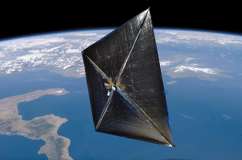 2015 Science Solar Sail