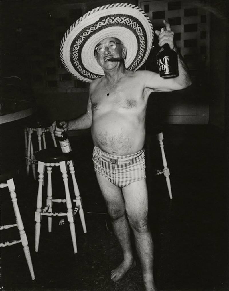 American Tourist 1950s Havana