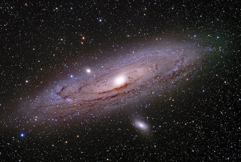 Incredible Andromeda Images
