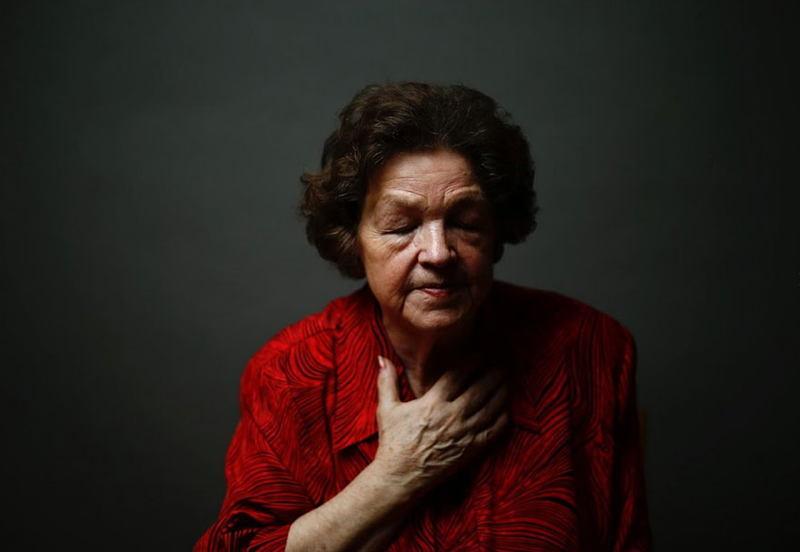 Auschwitz Portraits Danuta