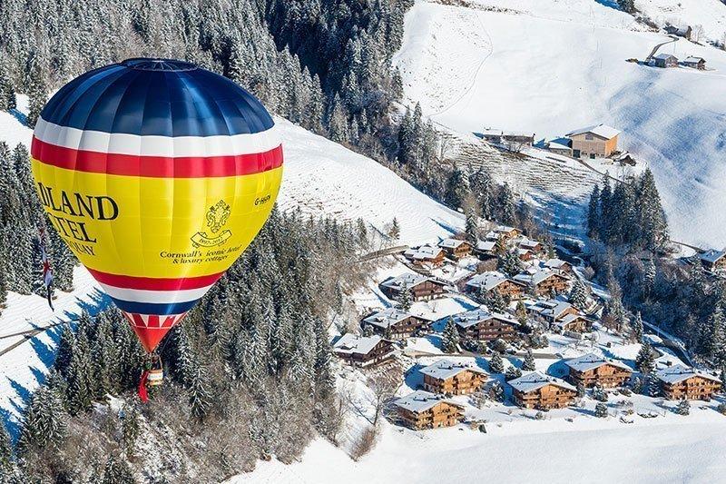 International Hot Air Balloon week 2014