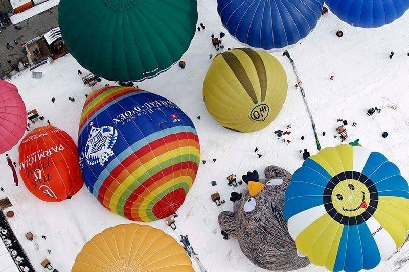 37th Annual Hot Air Balloon Festival