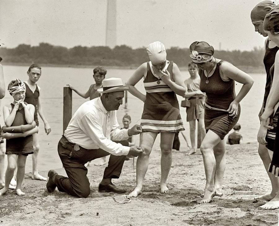 Beach Police 1922