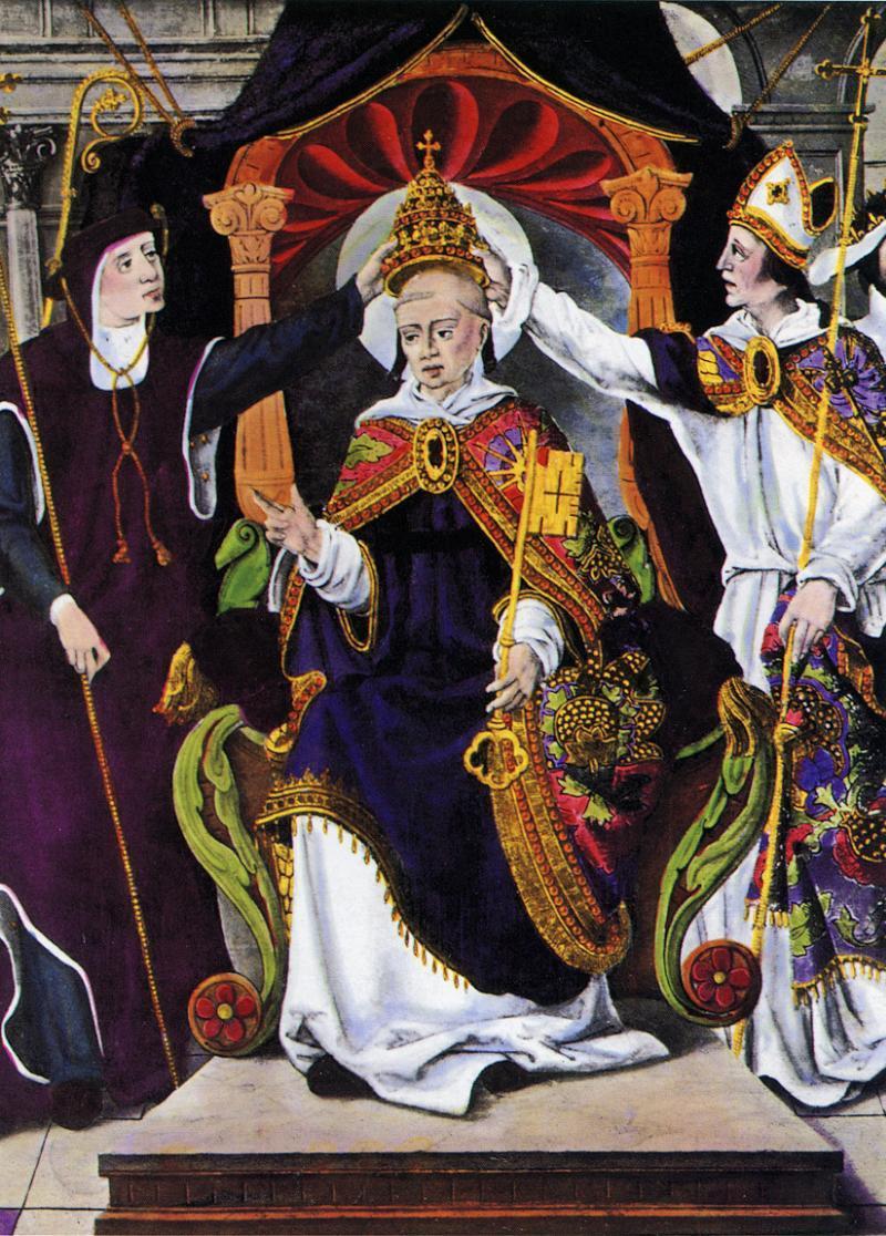 Benedict IX Medieval Pope