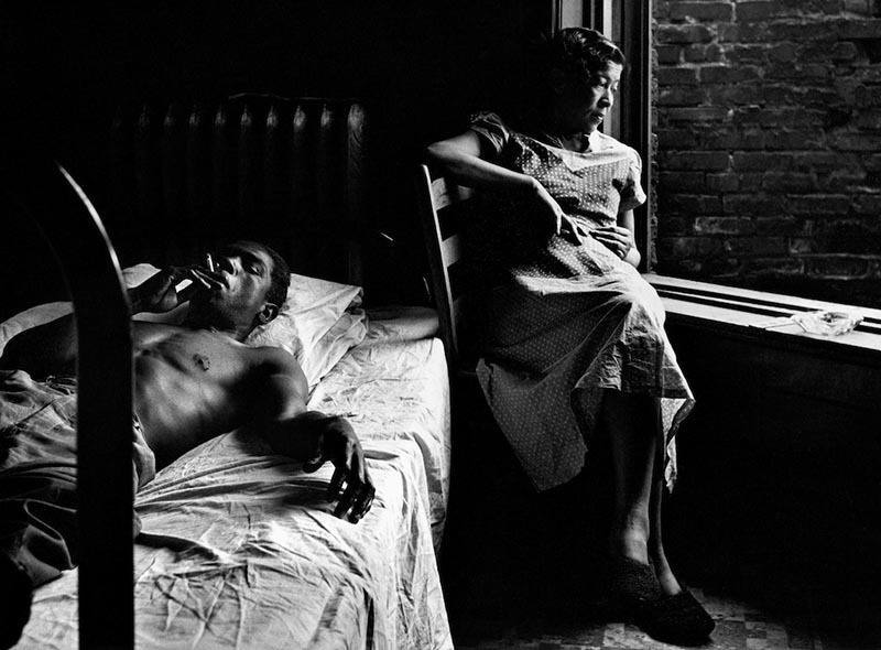 1950s Black America Window Bed