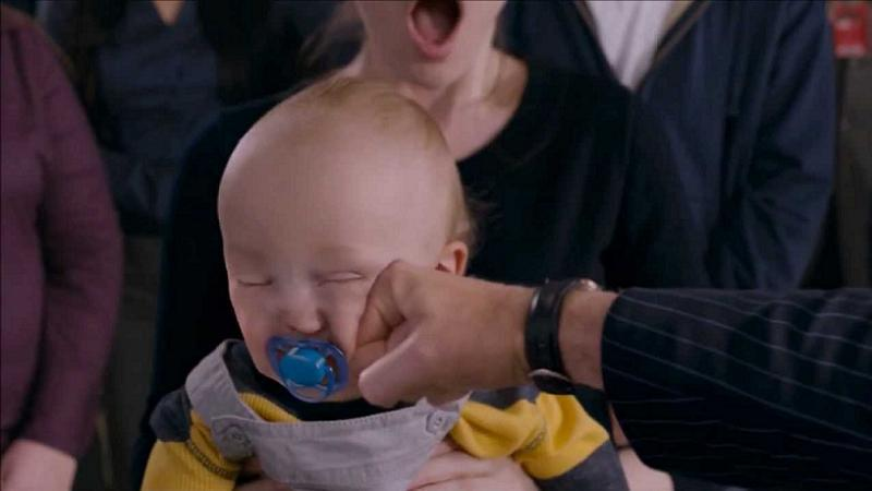 Child Abuse Baby Punching