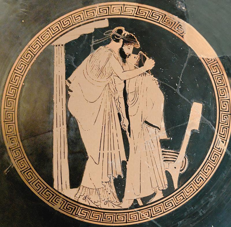Child Abuse Greek Kiss