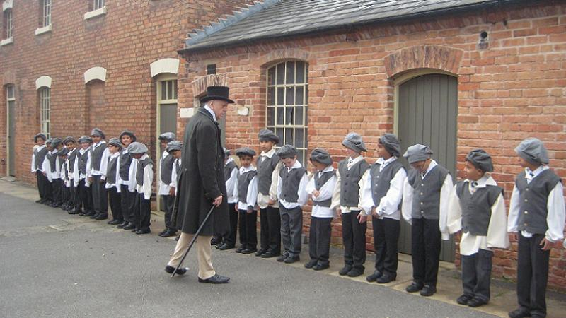 Child Abuse Workhouse