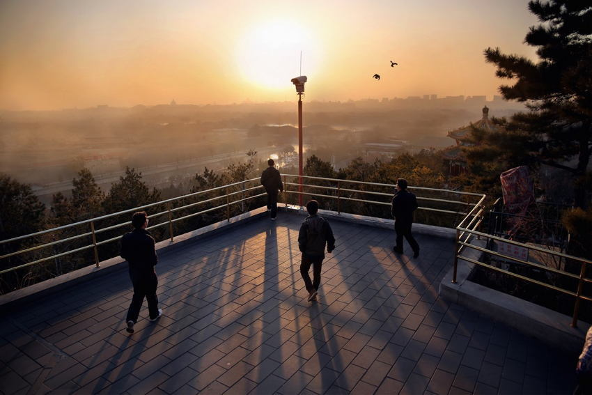 Chinese Cancer Villages Beijing Haze