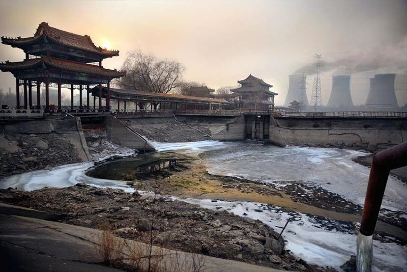 Chinese Cancer Villages Factory