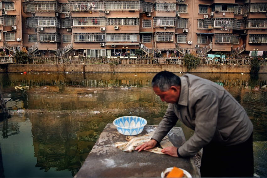Chinese Cancer Villages Fenghua River