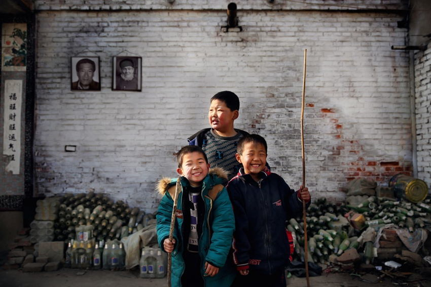 Chinese Cancer Villages Kids Mess