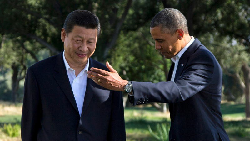 Chinese Cancer Villages Obama Xi