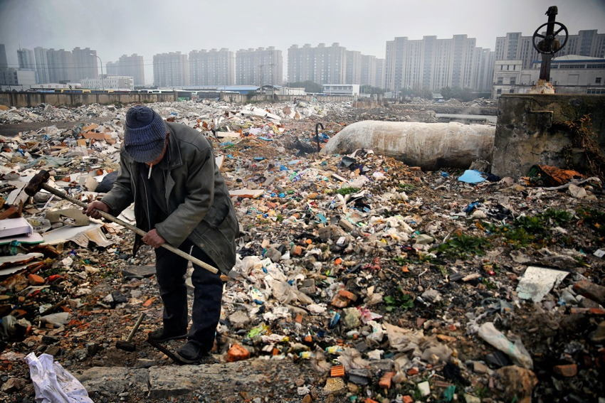 Chinese Cancer Villages Scrap Search