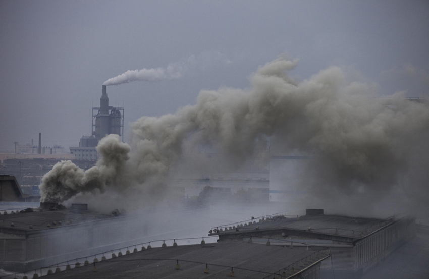 Chinese Cancer Villages Smoke