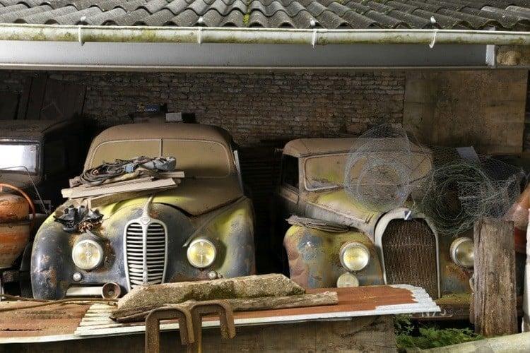 Classic Cars Delahaye GFA