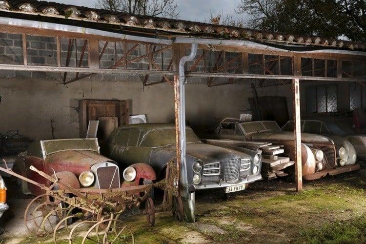 Classic Cars Facel Vega